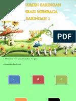 2013 INSTRUMEN LITERASI MEMBACA SARINGAN 1 TAHUN 2 2013 (1).ppt