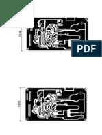 Pcb amplificador clase D