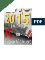 año 2015 fc