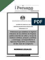 Separata Especial 10 Normas Legales 28-12-2014 [TodoDocumentos.info]