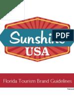 Florida Tourism Branding Manual