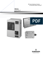 Emerson surge protection 500 series installation manual