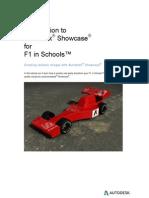 Autodesk Showcase F1