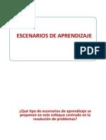 Escenarios de Aprendizaje en Matematicas.ppt
