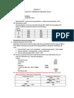 Resume Akuntansi Keuangan Menengah pt 2