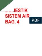Domestik Sistem Air b 4