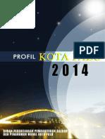 00 Profil Kota Palu 2014