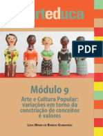 Arte e Cultura Popular