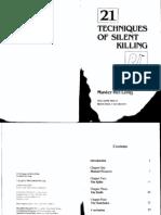 21 Techniques of Silent Killing-Long, Hei Master (Paladin Press)