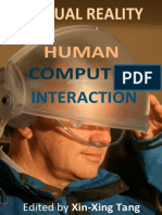 Virtual Reality Human Computer Interaction i to 12