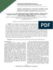 APJMR 2014-2-148 Antibacterial Prooxidative and Genotoxic Activities of Gallic Acid