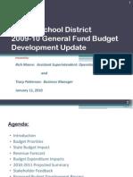 10-11 budget development 1-11-2010 (2)
