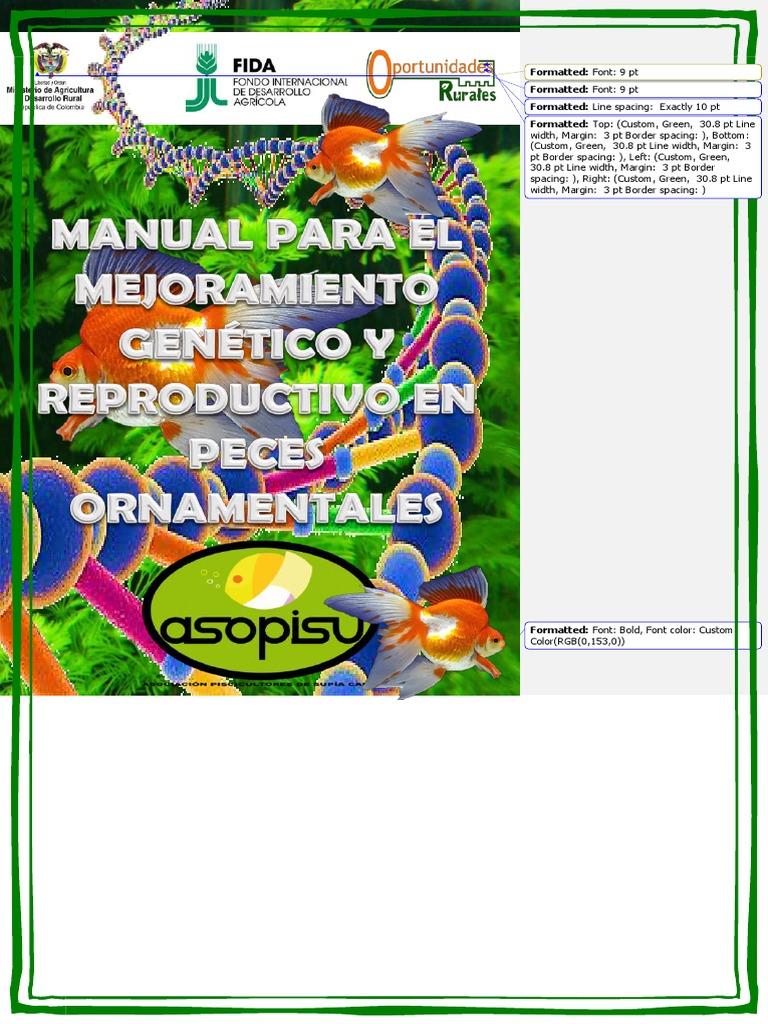 Manual Mejoramiento Genetico y Reproductivo