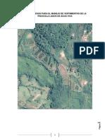 Plan de Gestion Del Riesgo Piscicola Lagos de Agua Viva