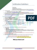 Exam Guidelines Graduate Challenge