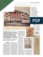 20141225 - Vkhutemas, El Precedente de La Bauhaus en La URSS