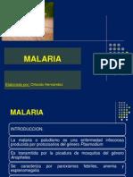 Malaria Presentacion