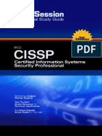 CISSP Cramsession Free Guide