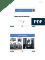 3-Phase Transformer