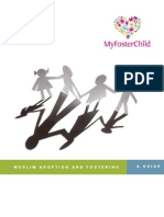 My Foster Child Muslim Guide - Fostering/Adopting