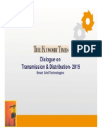 The Economic Times Dialogue on Transmission  Distribution 2015.pdf
