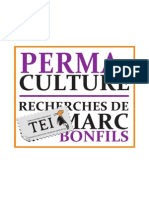 26. Marc Bonfils - Permacultura. Cercetari Si Insemnari - TEI - Print