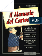 Hall - Manuale Del Cartoonist