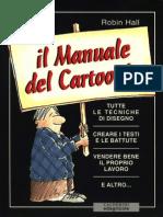 Hall - Manuale Del Cartoonist