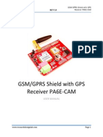 Gprs Gsm Gps Shield