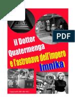 il dottor Quatermenga e l'astronave dell'impero Imnika