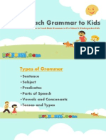 How to Teach Grammar to Kids