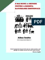 Cele Mai Bune 11 Metode Pentru a Rezista Cumparaturilor Emotionale