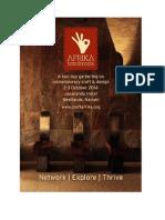 Afrika Handmade 14 Symposium Report