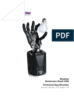 Shadow Dextrous Hand