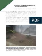 ACTUACIÓNS DE POSTA EN VALOR E RECUPERACIÓN NA SENDA DO RÍO MACEIRAS