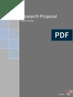 Research Proposal - IKEA