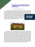 Aksi Warga Terhadap Penolakan Pt.broadgreen Indonesia Padamulya