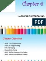 Chapter 6 - Hardware Interfacing