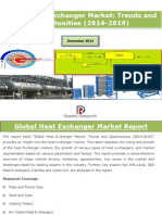 Global Heat Exchanger Market