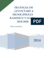 Actualizare Strategie de Dezvoltare Ramnivu Valcea (1)