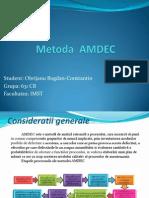 Metoda Amdec