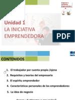 Resumen Tema 1 Iniciativa Emprendedora