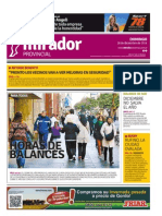 Edición impresa del domingo 28 de diciembre de 2014