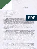 Stans Field Turner Letter