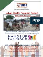 Urban Health Program - 2004 - 2014