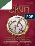 University of York, Forum, Issue 37 Spring 2015