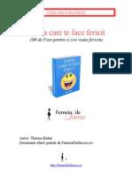 100 de Pasi Pentru o Zi o Viata Fericita Cartea Care Te Face Fericit 120703045007 Phpapp01