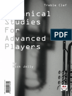 Technical Studies for Advanced Players 2nd Ed