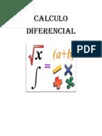 CALCULO DIFERENCIAL itsrvts