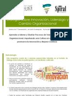 Innovación, Liderazgo y Cambio Organizacional